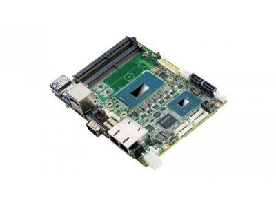 アドバンテック、厳しい環境下でのアプリケーション向け第9世代Intel(R) Xeon(R)/ Core(TM)搭載の高性能3.5インチシングルボードコンピュータ(SBC)、 MIO-5393を発表