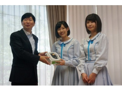【岡山県】「STU48」メンバーが県庁へやってきた!瀬戸内を盛り上げる今後の活躍に期待大!