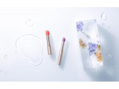 4月23日(木)、「オペラ」から春夏限定色を全2色発売!クリアな花びらの色を、唇に。気持ちまでみずみずしく染める「リップティント N」「シアーリップカラー RN」の春夏カラー。