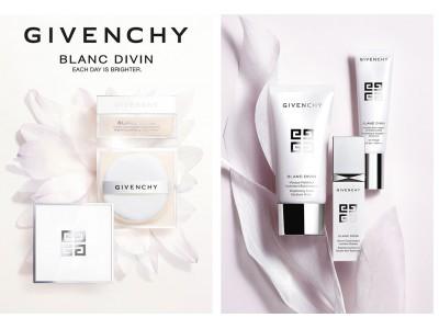 ジバンシイより肌に明るさと透明感をもたらす2イン1スキンケア マスクとルース パウダーが3月1日(日)より新発売。