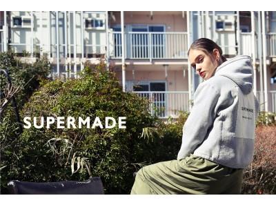 ワールドプロダクションパートナーズがサステナブルブランド「be released (ビーリリースト)」の展開をスタート 第一弾は「ラグタグ」とコラボし「SUPERMADE (スーパーメイド)」を発売