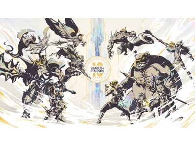 ライアットゲームズ、「リーグ・オブ・レジェンド」の世界を舞台にした複数の新作ゲームとアニメーションシリーズを発表