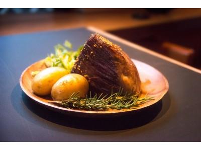 【東京・銀座】「ギンザ オリーバル」で酵素を使って100日以上熟成させた「発酵熟成肉」メニューが登場! 8/30(金)から1000円で先行体験できる特別メニューも!