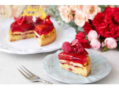 """いつも、ありがとう!感謝の気持ちをスイーツと一緒に贈りましょ。神戸の洋菓子屋「PATISSERIE TOOTH TOOTH」から母の日限定の""""お取り寄せケーキ""""が登場!"""
