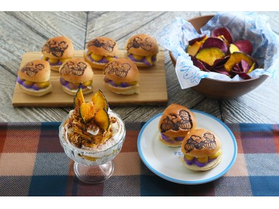 HAPPY HALLOWEEN!!!「PEANUTS Cafe 中目黒」と「PEANUTS DINER 横浜」で10/3(水)よりハロウィン限定メニューが登場!