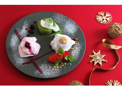 """日本のパスタと甘味「こなな」が贈る、クリスマス期間限定""""甘味プレート""""が、12月1日(土)より登場!"""