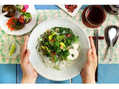 「健やかさ」をいただく ベトナミーズ ティー&キッチン『HASU(ハス)』、ルミネ横浜に8月8日(木)NEW OPEN!