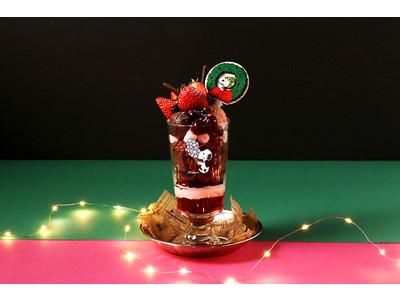 クリスマスしか味わえない!スヌーピーのテーマカフェ「PEANUTS Cafe」「PEANUTS DINER」にて、ノベルティ付プレートやデザートが12/1からスタート!