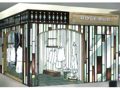 ROSE BUDルクア大阪店にイベントスペース誕生!関西地区初のPOP UP STORE開催も。