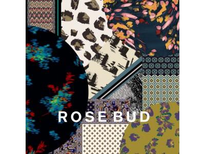 【ROSE BUD】あなたの選んだ柄が商品に?!お客様の声を取り入れた新たな商品作りがスタート