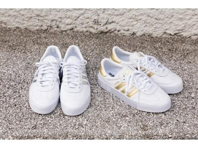 【adidas】SAMBAROSE ROSE BUD EXCLUSIVEカラー発売