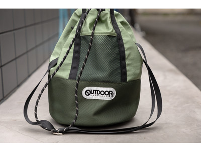 【OUTDOOR PRODUCTS】ROSE BUD別注バッグ発売