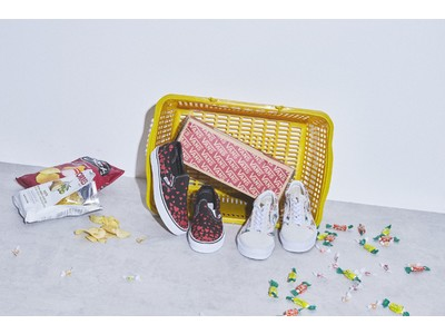 【ROSE BUD】21SS VANS EXCLUSIVEモデルスニーカー発売!