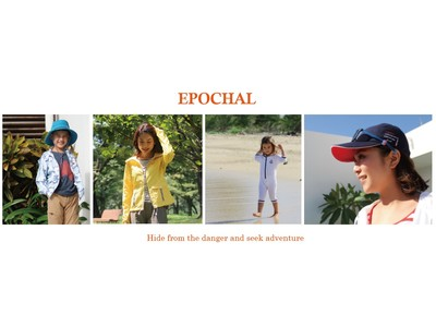 Made in JapanのUVカットウエアブランド:エポカルが皮膚ガン発生率第2位の地域ロサンゼルスに現地大学院のマーケティングを受け、進出開始!