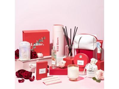 【Laline】恋に落ちるフレグランスWild Roses(ワイルドローズ)限定コレクション 2020年4月17日新登場