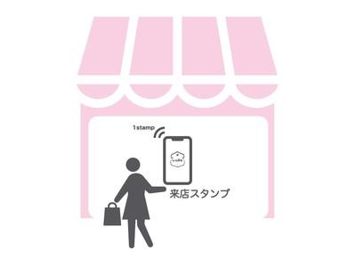 【Laline】お店に遊びに行くだけでスタンプがもらえる!「来店スタンプ」 2020年8月7日(金)からスタート