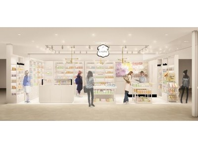 「Laline 神戸マルイ店」2021年3月15日(月)グランドオープン~オープン記念スペシャルプレゼントもご用意~