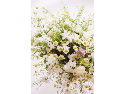 【新宿プリンスホテル】~心癒すハーブを使った香り豊かな花束を作る~「タッジーマッジーワークショップ」を開催