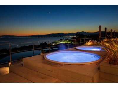 【大磯プリンスホテル THERMAL SPA S.WAVE】冬季限定でナイトタイムスパの一般営業を実施