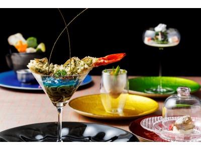 WASHOKUシェフが贈る、和食とスペイン料理が融合した新感覚KAISEKIを提供(ザ・プリンスギャラリー 東京紀尾井町)