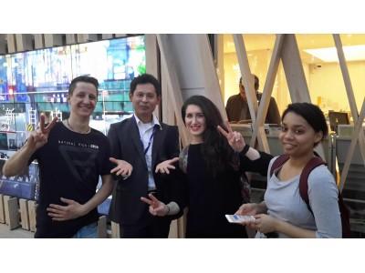 【新宿プリンスホテル】客室リニューアルに合わせて、より滞在をお楽しみいただくためのコンテンツを拡充 1.通訳案内士による新宿の街を歩くガイド付きツアーの開催 2.世界の味を楽しめる朝食内容にリニューアル