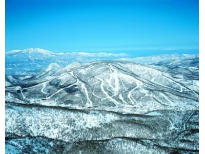 志賀高原 焼額山スキー場 「2ndシーズン券」を販売開始