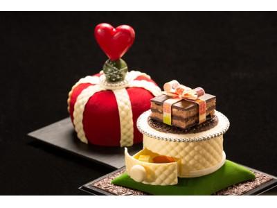 大切な人への気持ちを王冠に込めたバレンタインチョコレート「GLORY」を販売