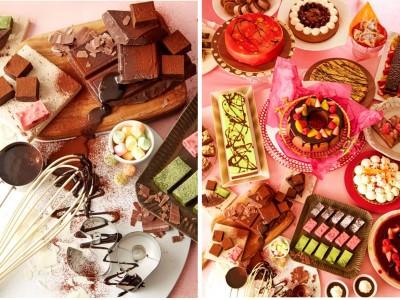 【サンシャインシティプリンスホテル】開業39周年を記念したスペシャルスイーツフェア「ショコラスイーツフェア」を開催!