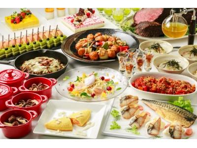 【新横浜プリンスホテル】福岡県の食材、お酒が楽しめるレストランフェア「ばり美味かっ!!福岡フェア」を初開催