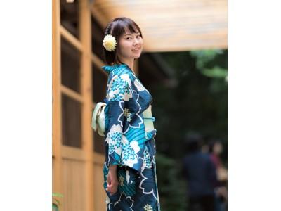 【川越プリンスホテル】訪日外国人観光客や和装ビギナーも歓迎!! 誰かに見せたい和装で小江戸を町歩き