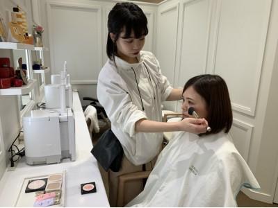 【グランドプリンスホテル広島】‐いちごブッフェ2020‐特別イベントを開催 春を先取りする新作コスメを体験