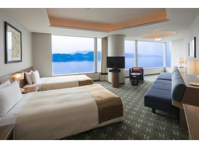 【グランドプリンスホテル広島】瀬戸内・広島リゾートでくつろぐホテルステイ 夏休みのレジャーやワーケーションにも最適な連泊プランを拡充
