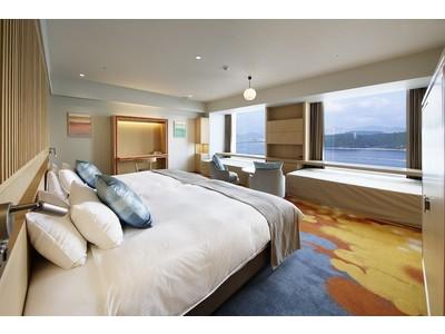 【グランドプリンスホテル広島】ホテルステイと世界遺産「宮島」を楽しむ滞在型連泊プランを販売、宮島で利用できるホテルオリジナル特典を拡充