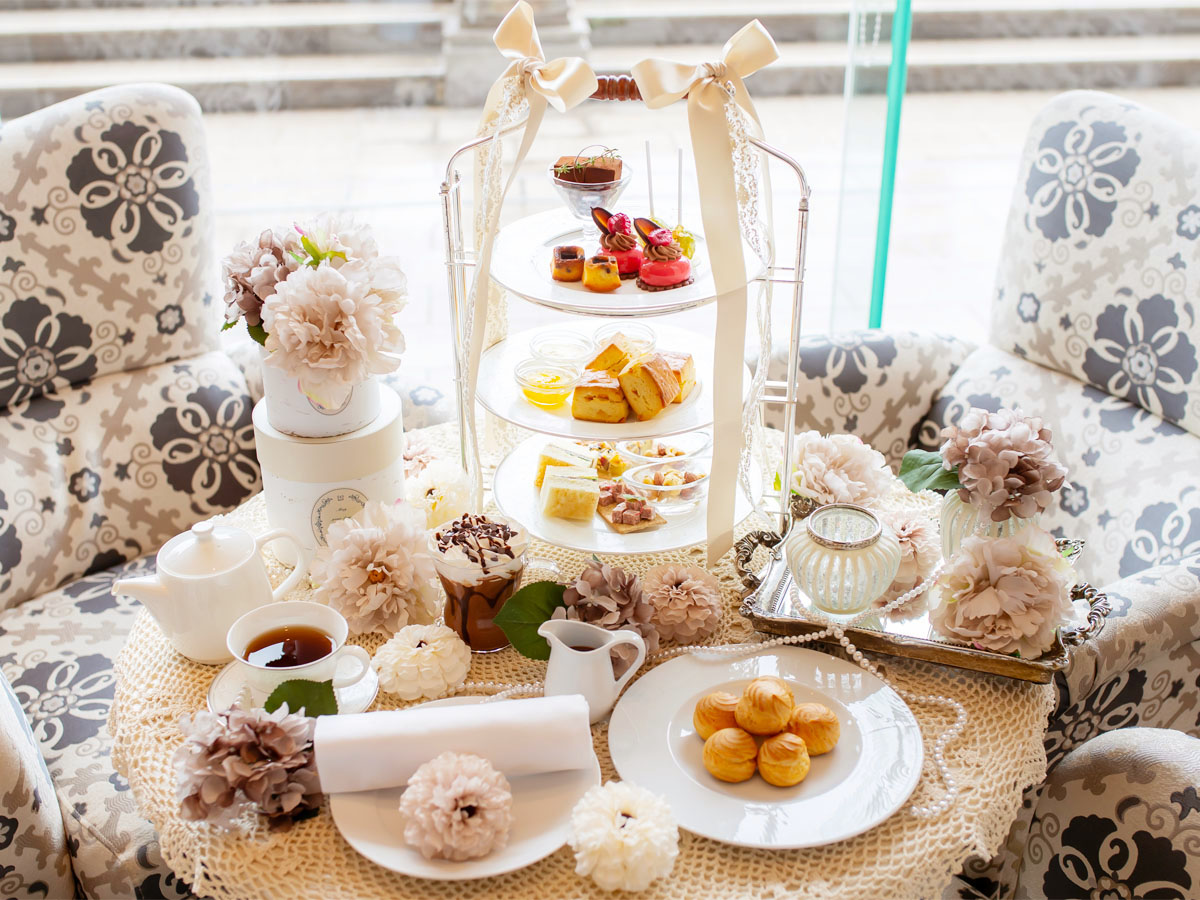 ホテル ラ・スイート神戸ハーバーランド 至福のショコラアフタヌーンティーを販売開始