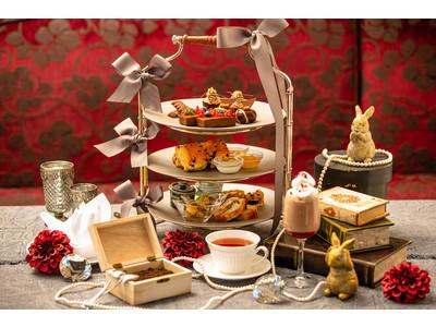 【ホテル ラ・スイート神戸ハーバーランド】秋冬限定!ショコラを愉しむラ・スイートアフタヌーンティーを販売