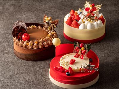 【ル・パン神戸北野】10月1日から予約受付開始!大切な人との聖夜を彩るラ・スイートのクリスマスケーキ&シュトーレン