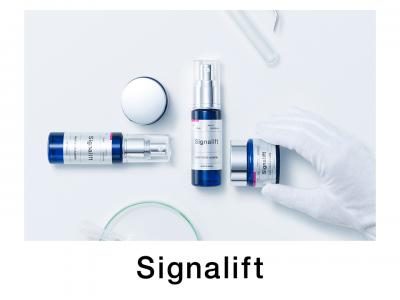 再生医療センター発のオンライン専売化粧品「Signalift」、大手ドラッグストア トモズで初の店頭販売を開始