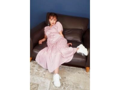 ジャパンイマジネーション新ブランド〈ヴィンテージライクなSWEET MODE〉を表現する『Lara Flamingo』がEC限定6月デビュー