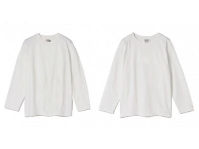 「039 LAUNDRY」大人が望む定番服 洗いざらしが似合うロングスリーブTシャツを発売