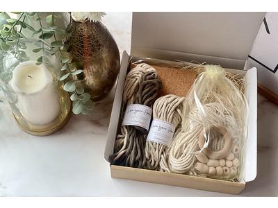 「Craftie」が、毎月ハンドメイド体験を届けるサブスクサービス「Craftie Home Box」をスタート!