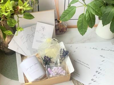 ハンドメイド体験を届けるサブスクサービス「Craftie Home Box」が9月の新規会員受付をスタート!9月のテーマは、残暑の疲れを癒す「リラックス」がテーマ。