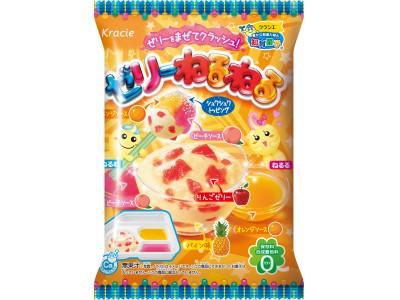 知育菓子(R)から新商品が続々登場!「ゼリーねるねる パイン味」 「なかよしねるねる コーラ味+メロンソーダ味」を2月5日に新発売