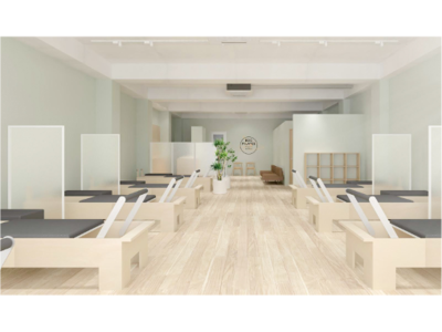 <BDC PILATES 銀座 8月オープン>グループマシンピラティス専門スタジオ - 6店舗目となる 銀座店 をオープン!