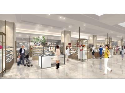 大人の女性がもっと輝くフロアに 大丸神戸店 2019年春 1階・3階フロア 改装リニューアル 化粧品・婦人洋品・ハンドバッグ売場が変わります!