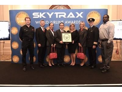 エア・カナダ、スカイトラックス社が選ぶ「2018年度北米ベストエアライン賞」を受賞2年連続、過去9年間に7回目の受賞