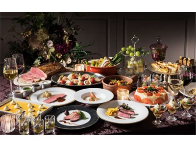 ライブキッチンから贈る、フランス料理のひと皿を思う存分 秋の美味が集結「AUTUMN FAIR(オータムフェア)」