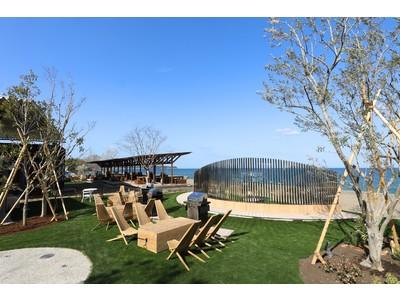 """開発総面積25,000平方メートル !淡路島北西エリア・食を通じた""""地方創再生""""プロジェクト「Frogs FARM」内ピクニックとBBQを楽しむ「PICNIC GARDEN」4/26(月)正午オープン"""