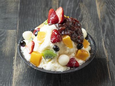 【2021年夏:奈良のご当地かき氷】奈良市観光センター内のカフェレストラン「CAFE ETRANGER NARAD」にて4種のオリジナルかき氷メニューを販売開始