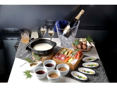 ~まだまだ寒い冬を乗り切る期間限定の冬鍋プラン~カフェでいただく自家製の豆乳鍋は魚介、お肉、野菜が盛りだくさん!「GMC錦町」が提案する洋風鍋がスタート