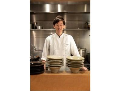 人気料理人が2~3週間おきにメニューを考案!貝印が運営するレストランKITCHEN STAGEでENGINE 松下和昌シェフが「和の旬食材がやさしい中華」を提供